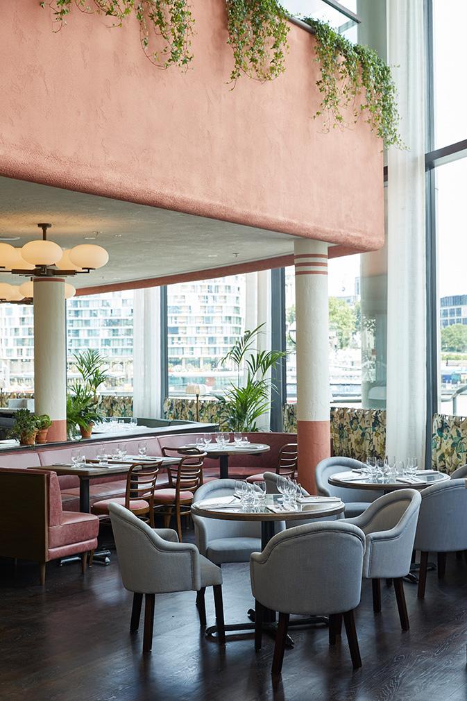 Фото №4 - Итальянский ресторан Tavolino на берегу Темзы