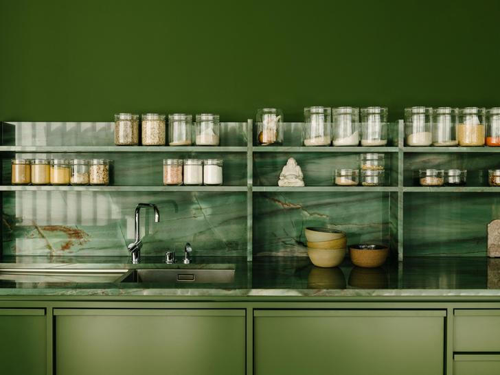 Фото №6 - Волшебная шкатулка: апартаменты в Берлине