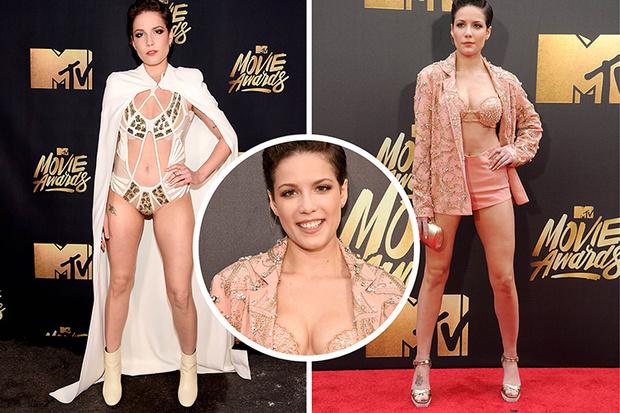 Холзи MTV Movie Awards 2016