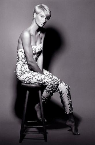 Фото №4 - Линда Евангелиста: «Я хочу выглядеть не молодо, а хорошо. Это совсем разные вещи»
