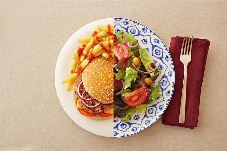 Фото №1 - Сбросить вес лучше помогает сокращение жиров, а не углеводов