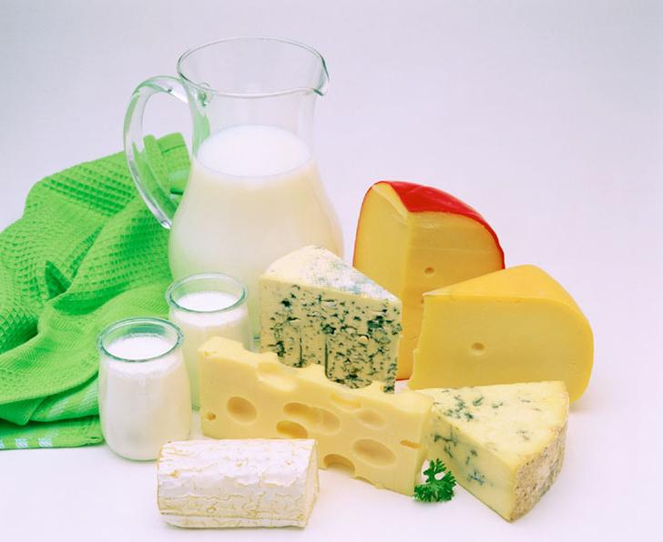 Фото №1 - Молочные продукты снижают риск гипертонии и диабета
