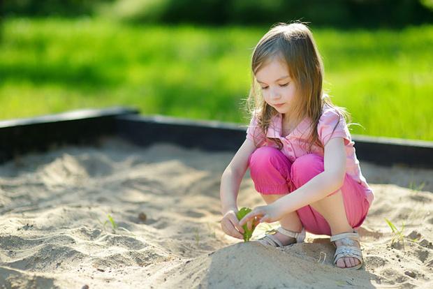 Фото №4 - Игры в песочнице: как сделать их полезными для ребенка
