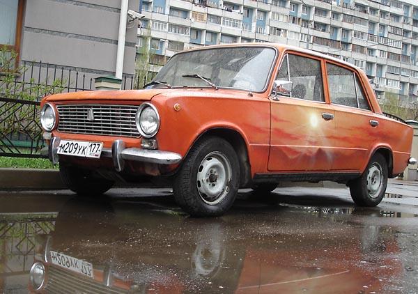 Фото №1 - Советская мечта итальянского происхождения