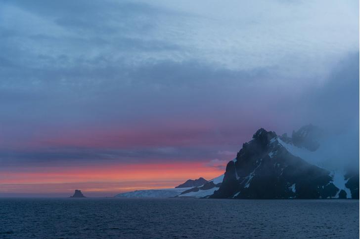 Фото №1 - В Антарктиде обнаружены следы тропического леса