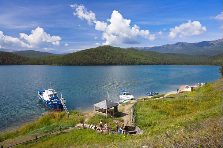 Фото №1 - Экскурсия на озеро Байкал. Часть 6: Змеиная бухта