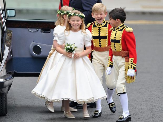 Фото №4 - Подружка на свадьбе Кейт и любимица Королевы: что нужно знать о внучке принцессы Маргарет