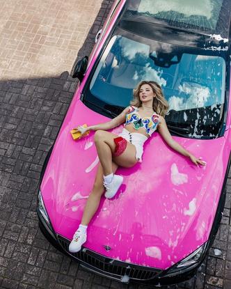 Фото №5 - Аня Покров показала необычный образ во время новой фотосессии 😍