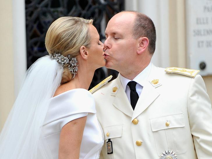 Фото №6 - Бриллианты Монако: самые роскошные украшения княгини Шарлен