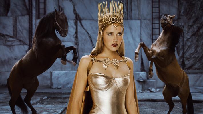 Фото №1 - Тест: на какую греческую богиню вы похожи?