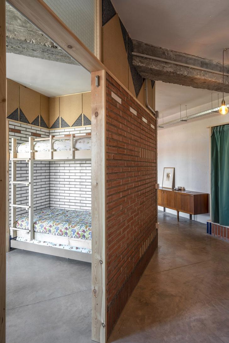 Фото №9 - Квартира в старой мастерской в Испании