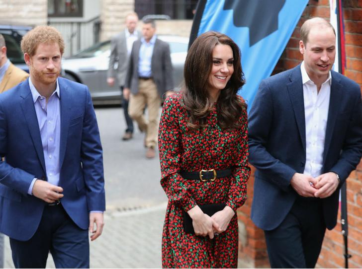 Фото №2 - Не просто совет: о чем Кейт предупреждала принца Гарри до свадьбы с Меган