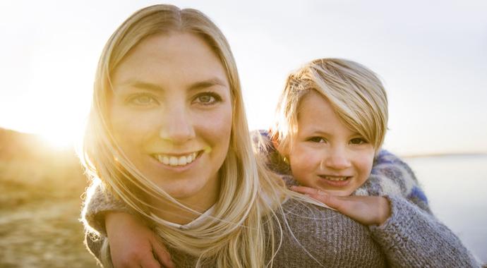 Мать — наше первое зеркало