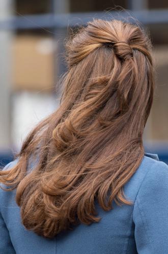 Фото №24 - Тайная эволюция цвета волос Кейт Миддлтон (а вы и не замечали)