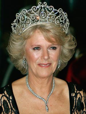 Фото №7 - Полный комплект: самые роскошные парюры британской королевской семьи