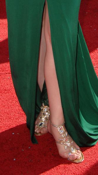 Фото №33 - Боль и слава: самая неудобная обувь звезд
