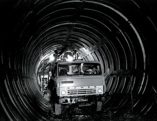 Фото №1 - Скоростное будущее подземной столицы