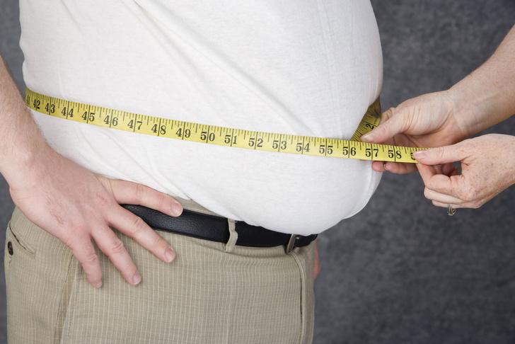 Фото №1 - Лишний вес в два раза опаснее для мужчин, чем для женщин