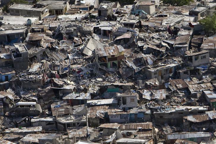 Фото №16 - История потрясений: 10 самых разрушительных землетрясений XX и XXI веков