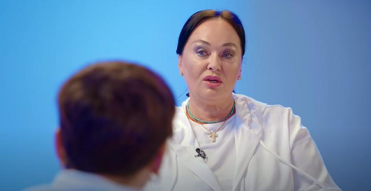 Лариса Гузеева рассказала о романе с Нагиевым