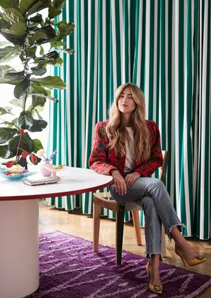 Фото №2 - Квартира модного стилиста Эмили Синдлев в Копенгагене