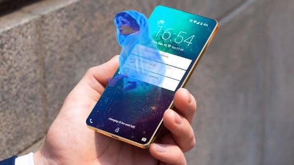 Фото №2 - Samsung изобрел 3D-голограммы, как в «Звездных войнах»