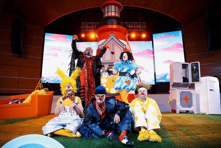 Фото №2 - «Жёлтый и Чёрный»: клоунское шоу Егора Дружинина