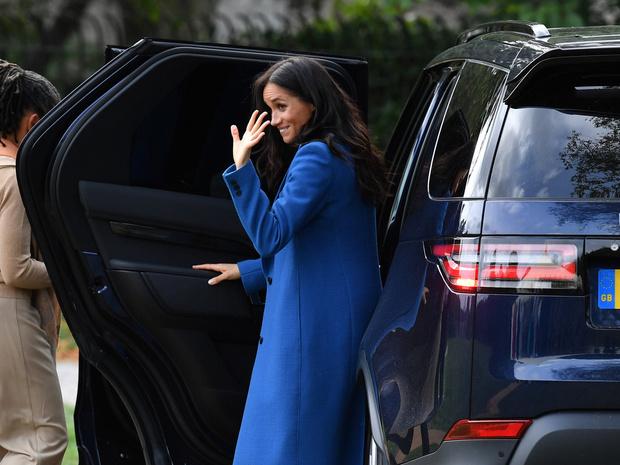 Фото №2 - Как мама Меган отнеслась к их с Гарри «разводу» с королевской семьей