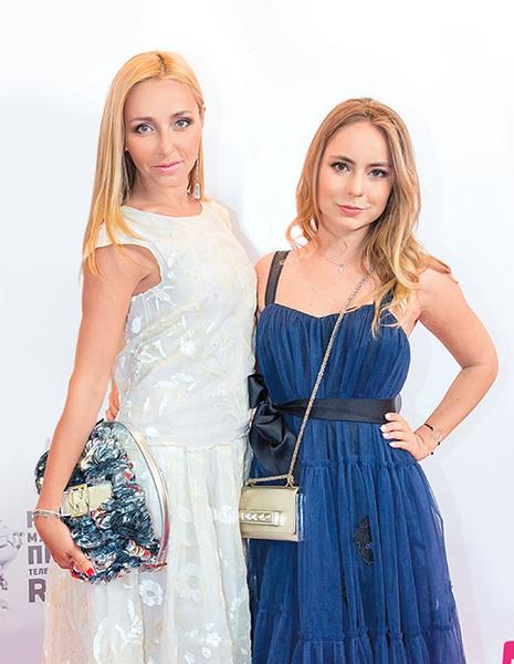 Татьяна Навка и Александра Жулина