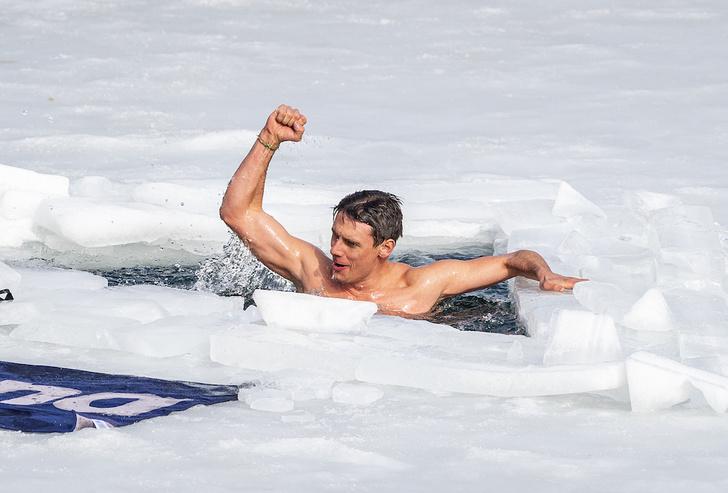 Фото №1 - Король подо льдом