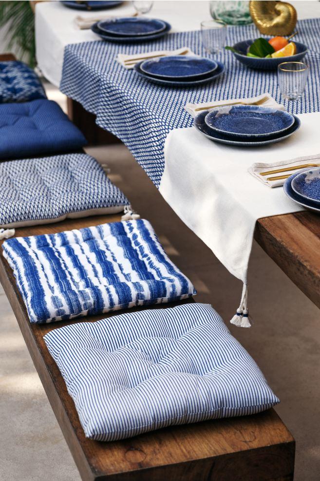 Фото №2 - Модные скатерти для летнего стола