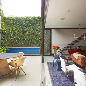 Фото №9 - Дом с раздвижными стенами в Сан-Паулу