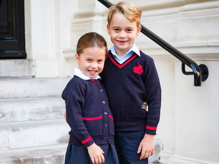 Фото №4 - Почему принцесса Шарлотта не может пользоваться своим титулом в школе