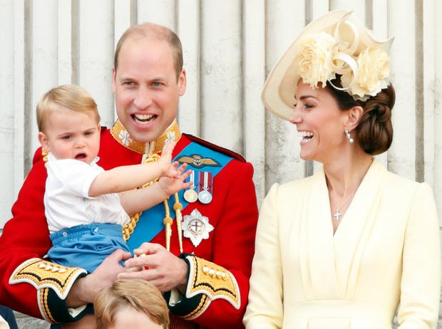 Фото №2 - Какой подарок принц Уильям получил от Кейт и детей