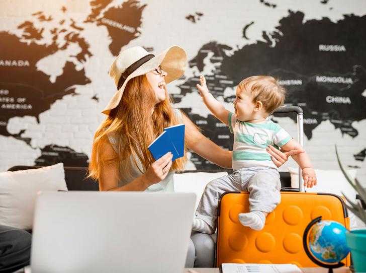 Фото №4 - Первое путешествие с малышом