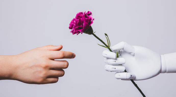 Бот vs реальные мужчины: кого выбрала девушка при знакомстве вслепую?