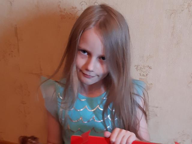 Алиса Теплякова, 9-летняя студентка МГУ