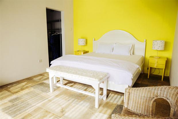 Декор спальной комнаты