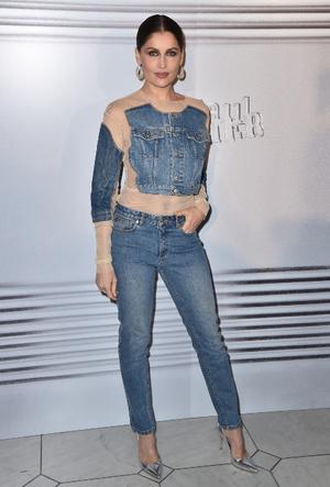 Фото №5 - С чем носить джинсы скинни сегодня: модные советы и удачные сочетания