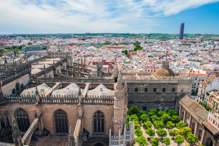 Фото №2 - Пламенное сердце Испании: гид по Андалусии. Часть 1