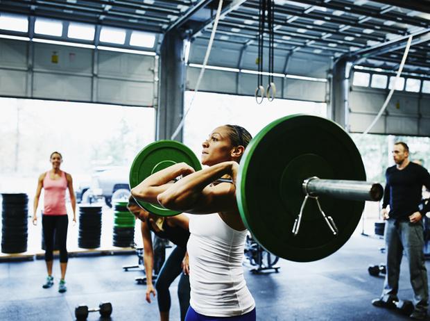 Фото №6 - Кроссфит: мифы о вреде круговых тренировок