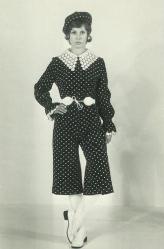 Фото №19 - Красные королевы: судьба самых ярких советских манекенщиц