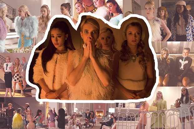 «Королевы крика» (2015 – ...)