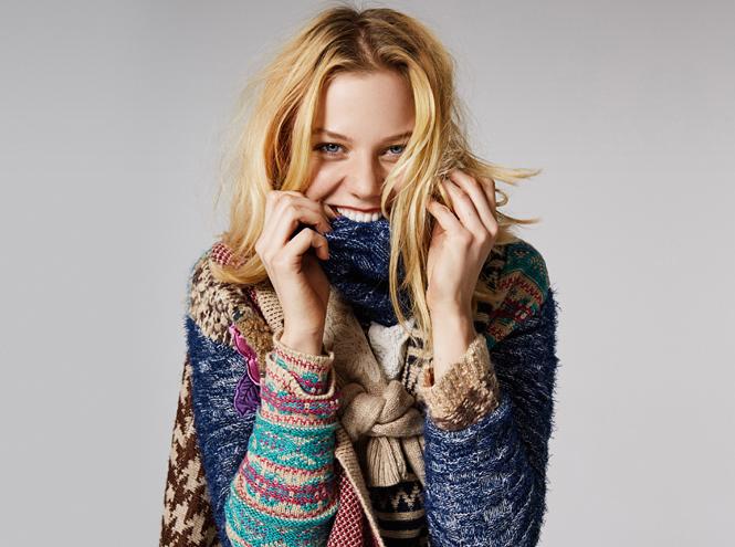 Фото №1 - Модная эклектика в новой осенне-зимней коллекции Desigual