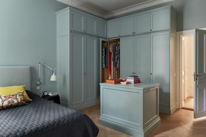 Фото №9 - Хранение вещей в спальне: идеи и решения