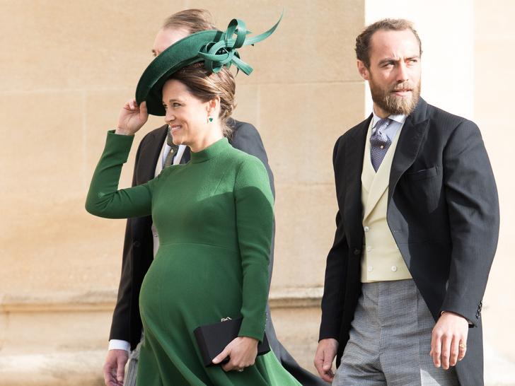 Фото №2 - Радостные новости: Пиппа Миддлтон ждет второго ребенка