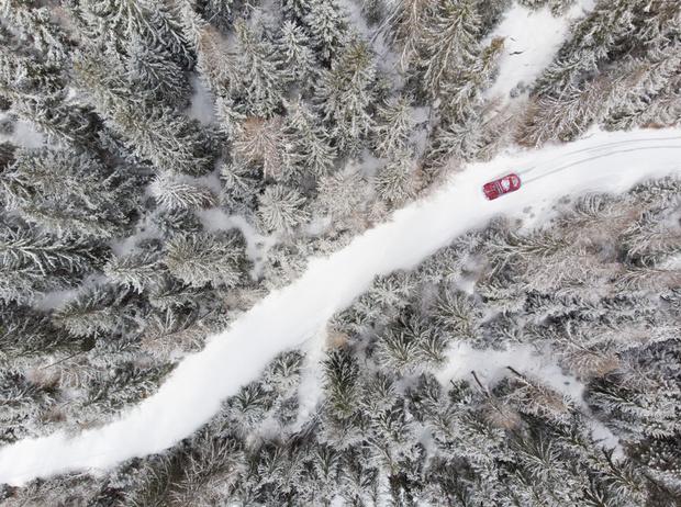 Фото №4 - Экстремальное вождение: о чем нужно помнить зимой за рулём