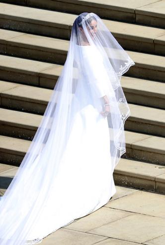 Фото №47 - Свадьба Меган Маркл и принца Гарри: как это было (видео, фото, комментарии)
