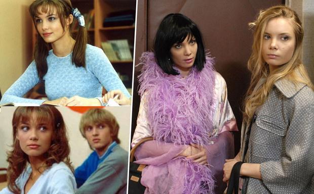 Фото №7 - Что выросло, то выросло: как повзрослели и изменились юные актеры сериалов нулевых