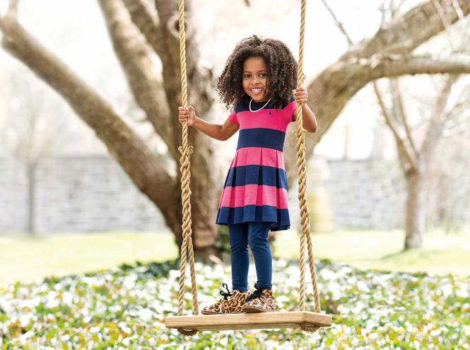 Фото №1 - В школу в поло: детский лукбук осенней коллекции Polo Ralph Lauren